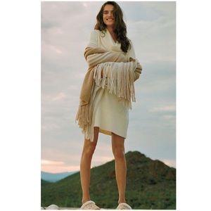 Anthropologie Sonoran Sweater Dress NWT XXSP New